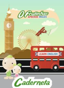 O Frutinhas aprende Ingles